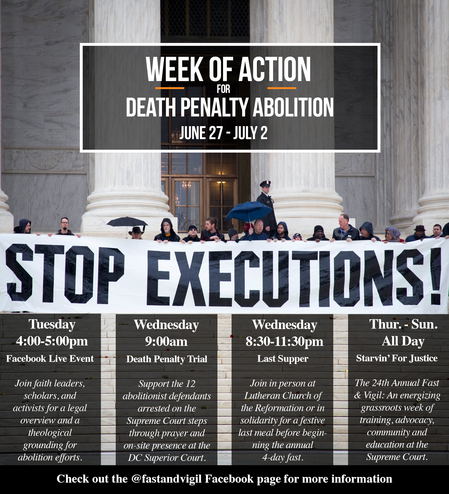 How to Take Action to Abolish the Death Penalty